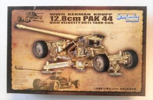 Niemieckie ciężkie działo ppanc PAK44 128mm L3526