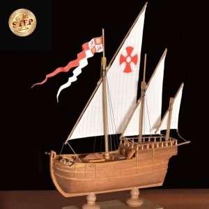 Nina - Amati 600/06 - drewniany model w skali 1:135