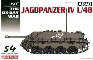 Niszczyciel czołgów Jagdpanzer IV L/48 edycja specjalna Dragon 3594