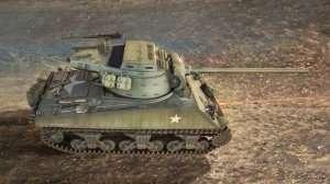 Niszczyciel czołgów M36B1 model Italeri 6538