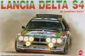 NuNu PN24005 Samochód Lancia Delta S4 model 1-24