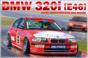 NuNu PN24007 Samochód BMW 320i E46 model 1-24