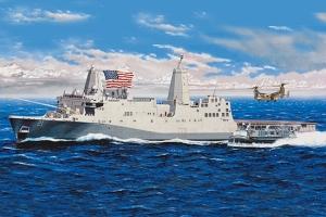 Okręt desantowy USS New York LPD-21 Trumpeter 05616
