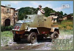 Otter pojazd zwiadowczy IBG 35019