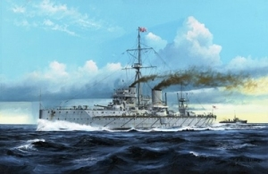 Pancernik HMS Dreadnought 1907 Trumpeter 05328