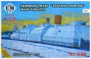 Pancerny pociąg - Fascism Fighter - UMMT 636