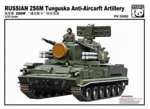Panda PH35002 - 2S6M Tunguska rosyjska artyleria przeciwlotnicza