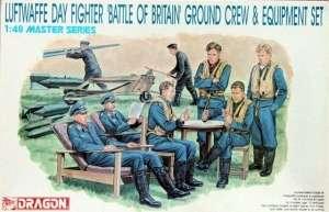 Piloci Luftwaffe z ekwipunkiem Dragon 5532