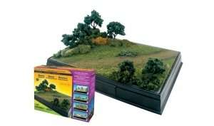 Podstawowy zestaw diorama - Woodland SP4110