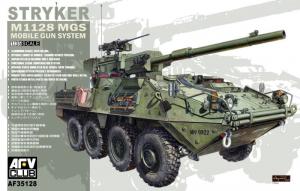 Pojazd M1128 Stryker model AFV Club 35128