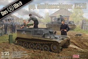Pojazd amunicyjny Gepanzerter Munitionsschlepper VK3.02 Das Werk DW35016