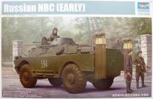 Pojazd opancerzony NBC model Trumpeter 05513