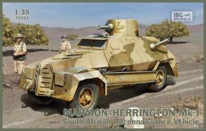 Pojazd zwiadowczy Marmon-Herrington model iBG 35021