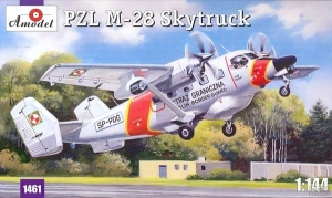 Polski samolot PZL M-28 Skytruck A-Model 01461