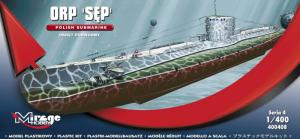 Polski okręt podwodny ORP Sęp Mirage 400408