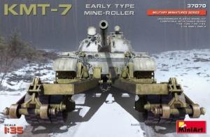 Przeciwminowy trałl KMT do czołgów T-54 MiniArt 37070