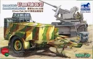 Przyczepa z amunicją Sd.Ah.52 Bronco 35079