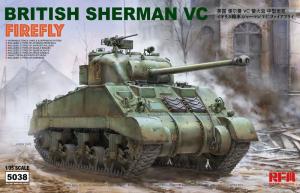 RFM 5038 Czołg Sherman VC Firefly model 1-35