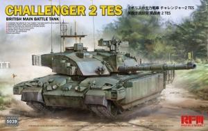 RFM 5039 Czołg Challenger 2 Tes model 1-35