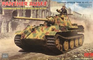 RFM 5045 Czołg Panther Ausf.F model 1-35