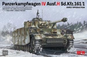 RFM 5046 Czołg Panzerkampfwagen IV Ausf.H Sd.Kfz.161/1