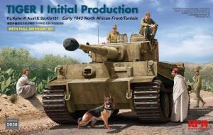 RFM 5050 Czołg Tiger I z wnętrzem produkcja początkowa
