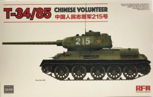 RFM 5059 Czołg T-34/85 model 1-35