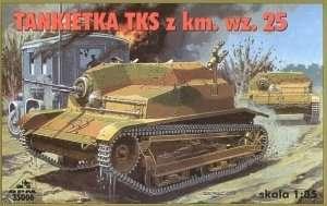 RPM 35006 Tankietka TKS z km wz.25