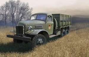 Radziecka cieżarówka ZIS 151 Hobby Boss 83845
