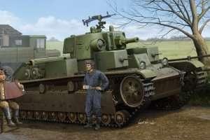 Radziecki czołg średni T-28 (Cone turret) Hobby Boss 83855