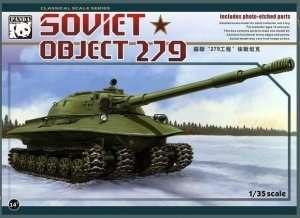 Radziecki czołg Obiekt 279 - Panda PH35005