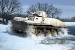 Radziecki czołg lekki T-40 Hobby Boss 83825