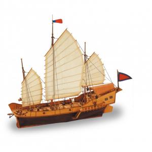 Red Dragon Artesania 18020 drewniany statek 1-60