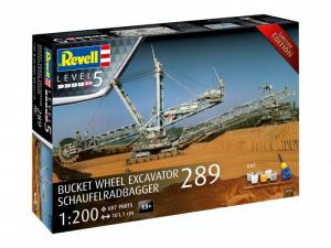 Revel 05685 Koparka wielonaczyniowa Schaufelradbagger 289 zestaw