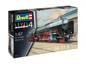Revell 02172 Lokomotywa BR 01 model 1-87