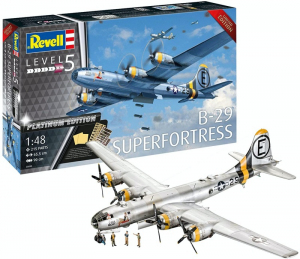 Revell 03850 Samolot B-29 Superfortress Edycja Platynowa