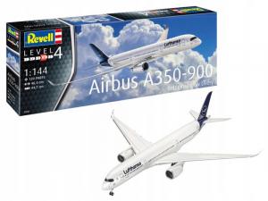 Revell 03881 Samolot pasażerski Airbus A350-900 Lufthansa