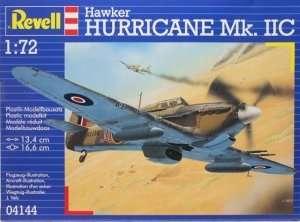 Revell 04144 Hawker hurricane Mk. II C