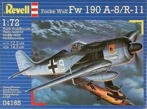Revell 04165 Focke Wulf Fw190 A-8/R-11