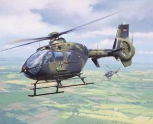 Revell 04982 Eurocopter EC135 Heeresflieger 1-32