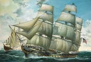 Revell 05406 Fregata U.S.S. United States