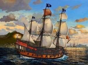 Revell 05605 Pirate Ship skala 1:72