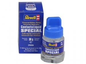 Revell 39606 Klej Contacta Liquid Special z pędzelkiem 30g