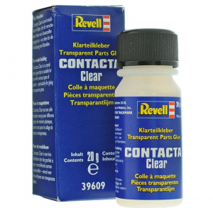 Revell 39609 Klej Contacta Clear do szybek 20g