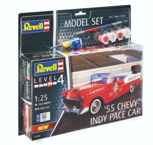 Revell 67686 Zestaw modelarski samochód Chevrolet Chevy
