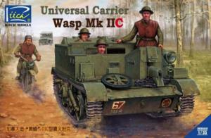 Riich RV35037 Transporter gąsienicowy Universal Carrier Wasp Mk IIC