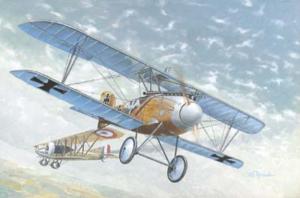 Roden 012 Samolot Albatros D.III model 1-72