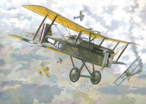 Roden 045 Samolot RAF S.E.5a model 1-72