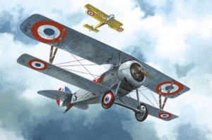 Roden 060 Samolot Nieuport 24 model 1-72