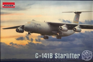 Roden 325 Samolot transportowy C-141B Starlifter